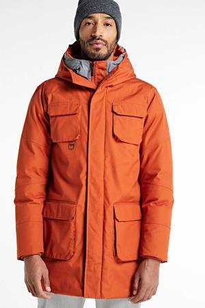 parka Arctic oranje