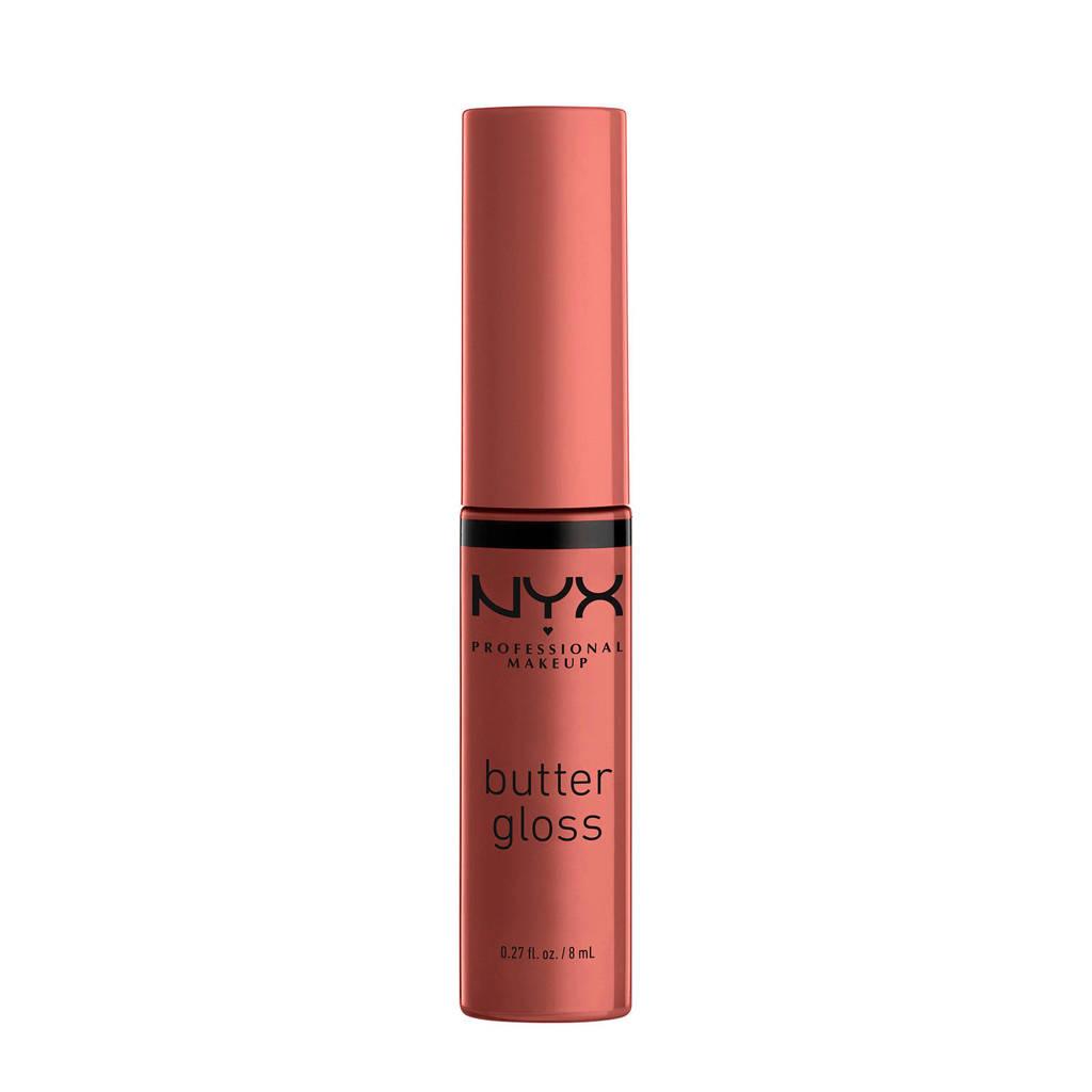 NYX Professional Makeup Butter Gloss - Praline BLG16