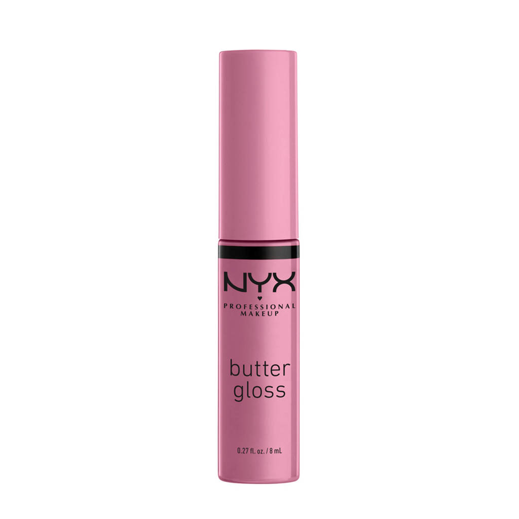 NYX Professional Makeup Butter Gloss - Eclair BLG02