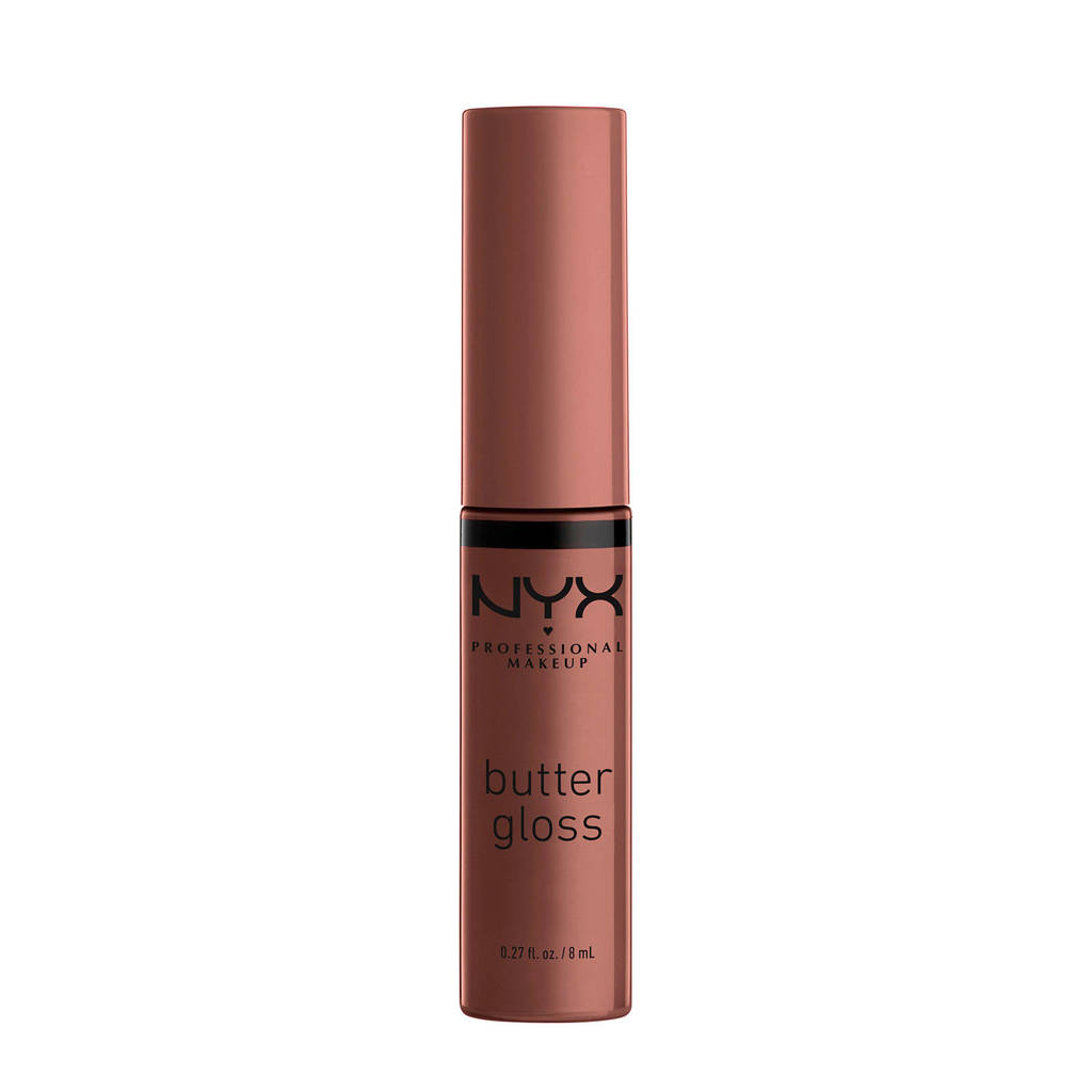 NYX Professional Makeup Butter Gloss - Ginger Snap BLG17