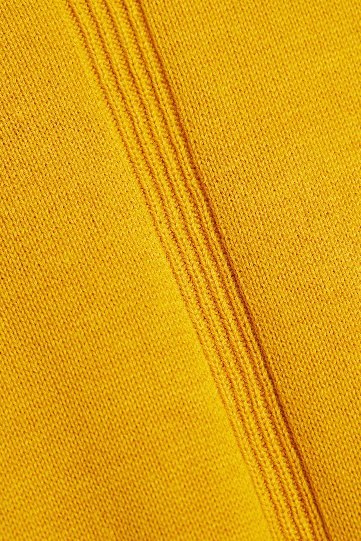 ESPRIT Women Casual fijngebreide trui okergeel | wehkamp