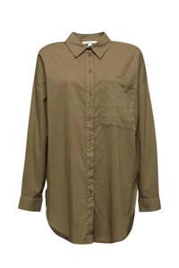 ESPRIT Women Casual blouse groen, Groen