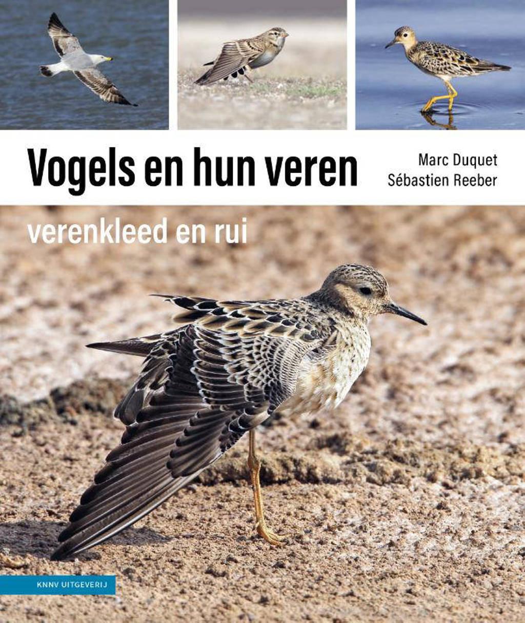 Vogels en hun veren - Marc Duquet en Sébastien Reeber