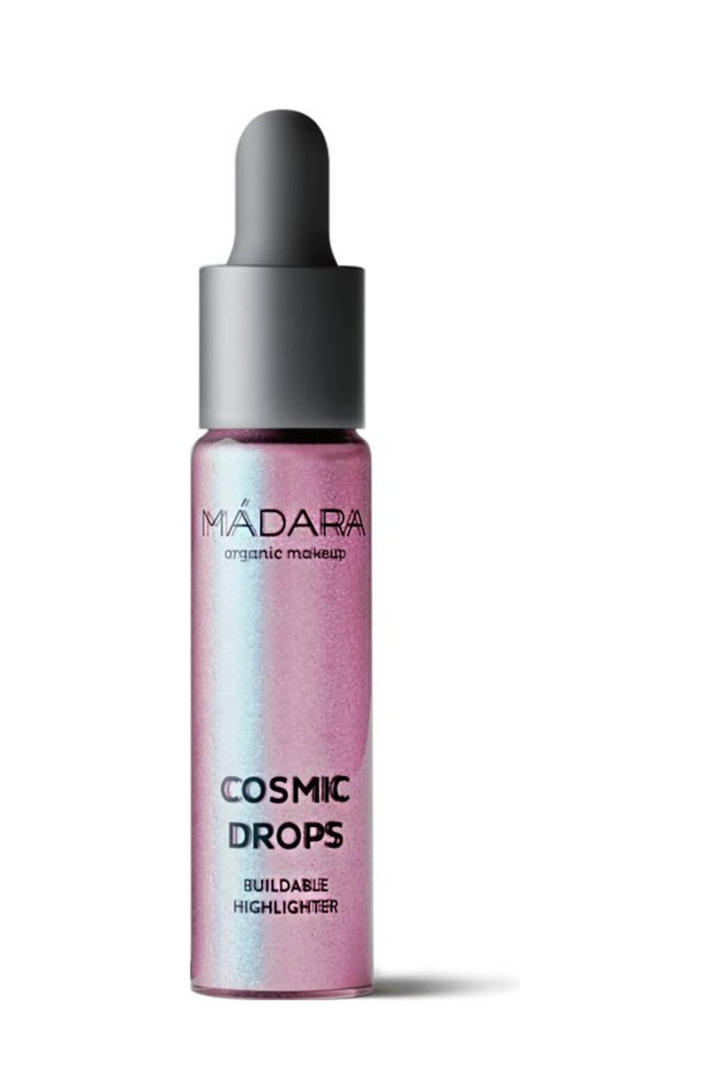 Mádara Cosmic Drops Buildable highlighter - 4 Aurora Borealis