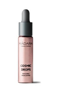 Mádara Cosmic Drops Buildable highlighter - 2 Cosmic Rose