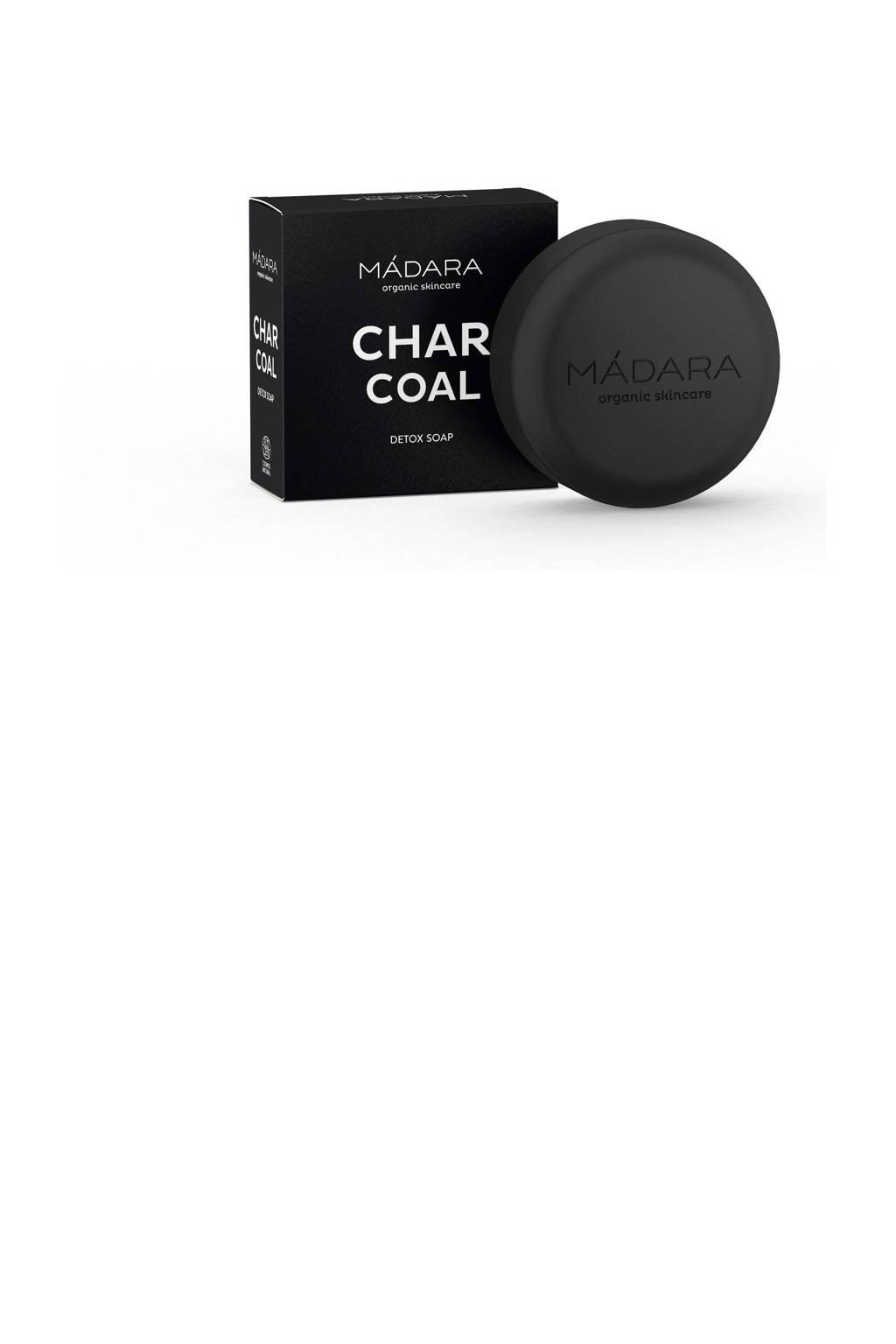 Mádara Charcoal Detox body soap