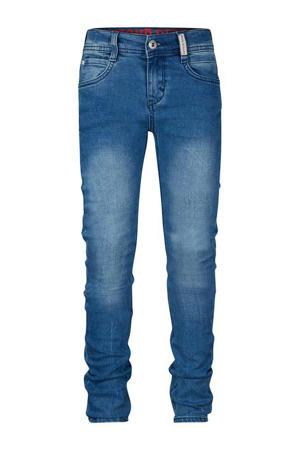 slim fit jeans Bas light blue denim