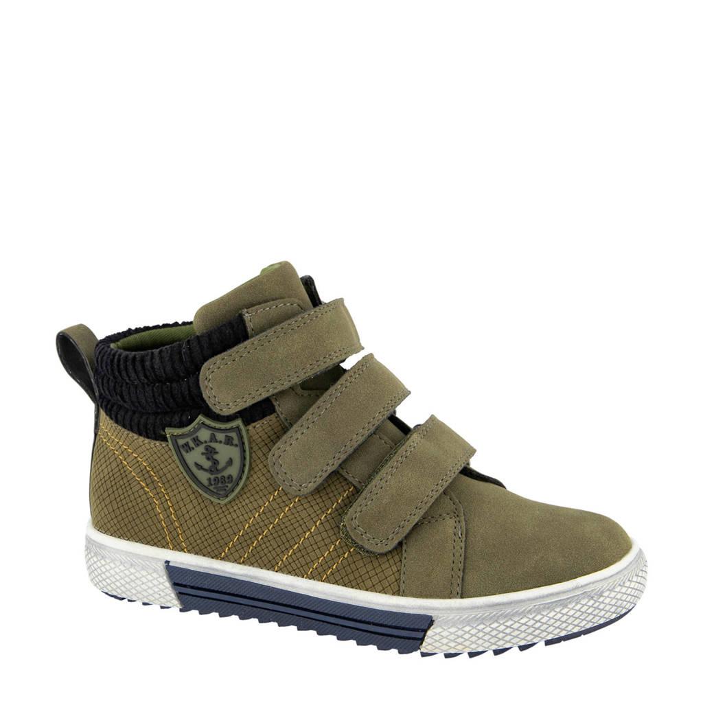 Vty   hoge sneakers groen, Groen