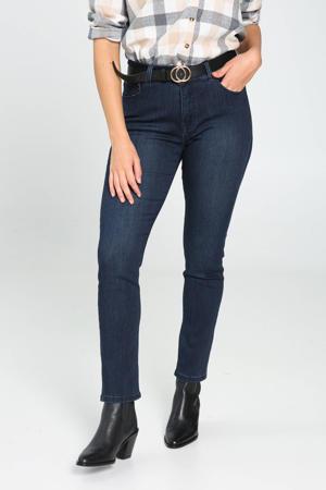 slim fit jeans dark denim stonewashed