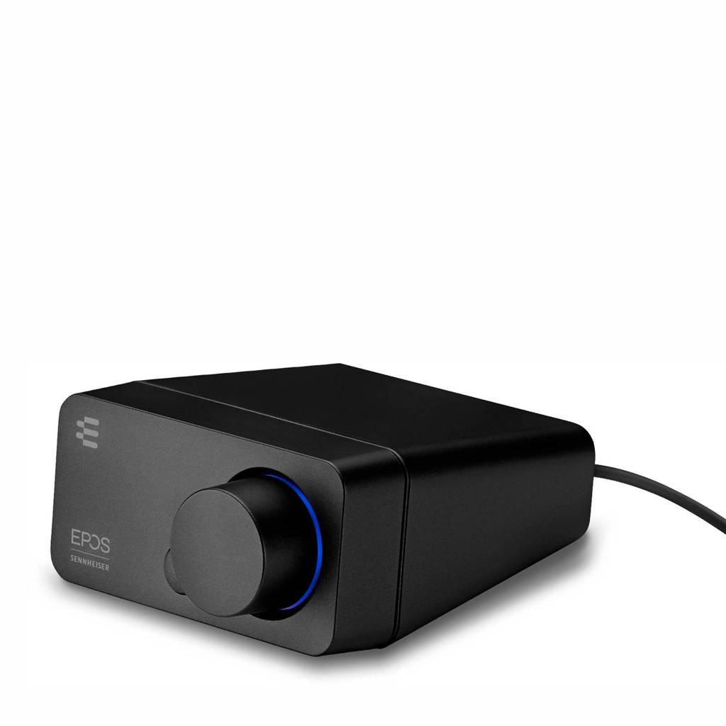 EPOS GSX 300 externe geluidskaart, Zwart