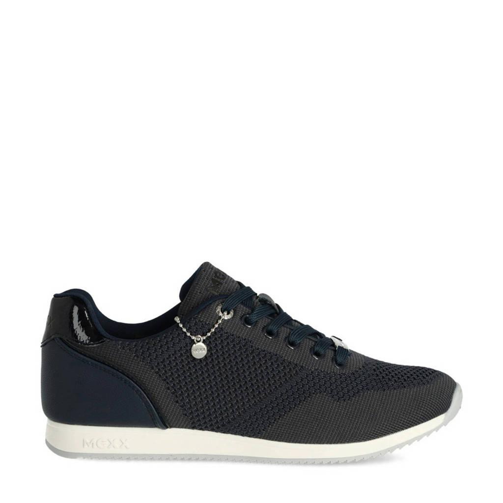 Mexx Cato  sneakers donkerblauw, Donkerblauw