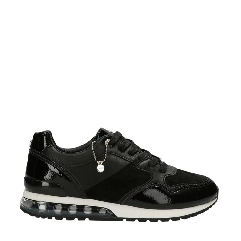 Mexx Eefje  sneakers zwart, Zwart