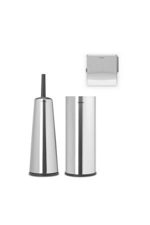 toiletaccessoires ReNew (set van 3) Grijs