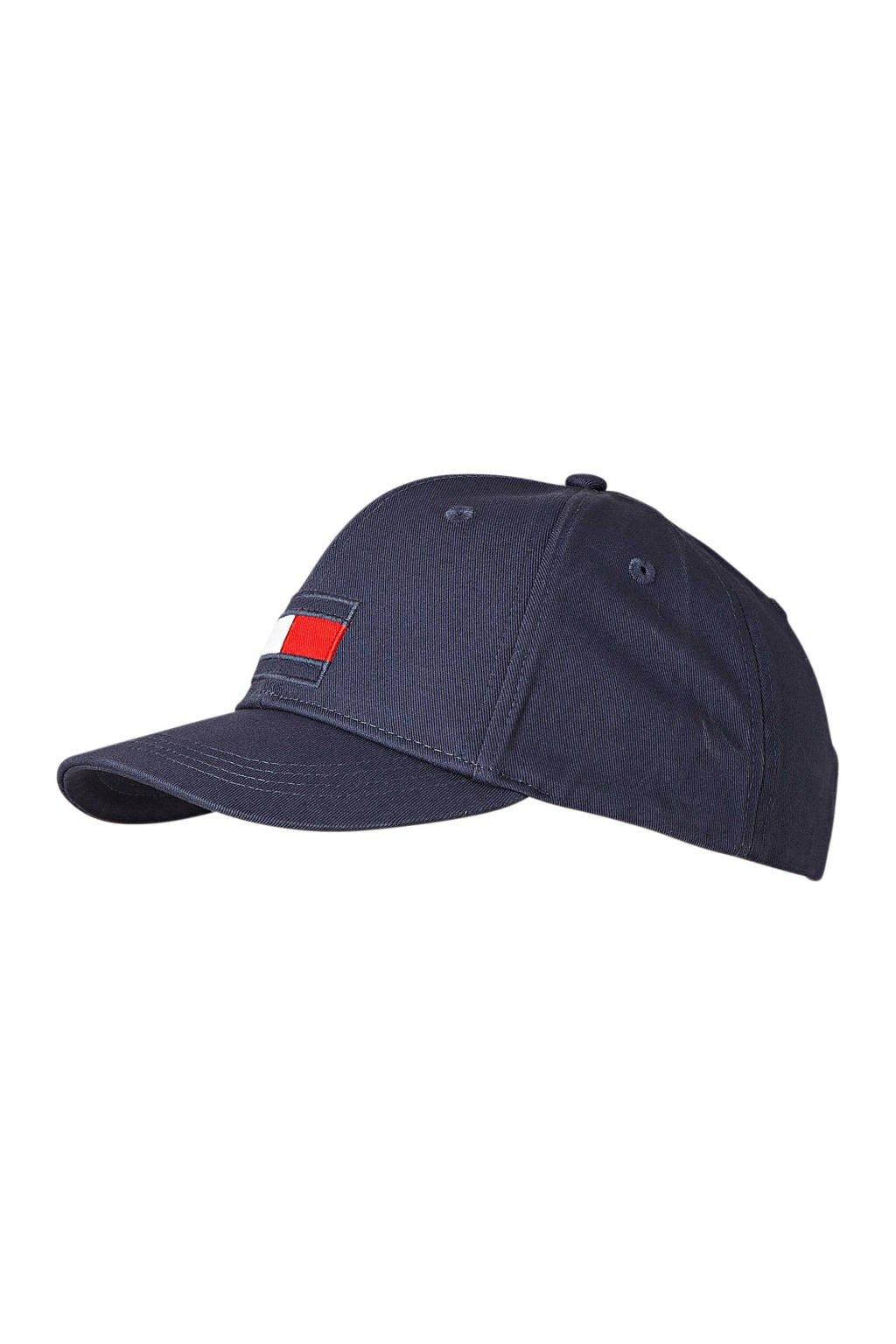 Tommy Hilfiger pet BIG FLAG CAP,marine, Marine