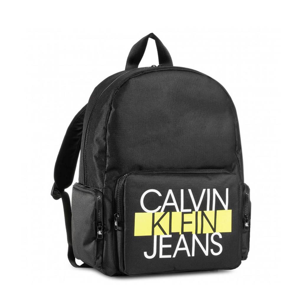CALVIN KLEIN JEANS   rugzak  BACK TO SCHOOL zwart, Zwart