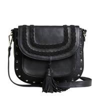 OBJECT   crossbody tas zwart, Zwart