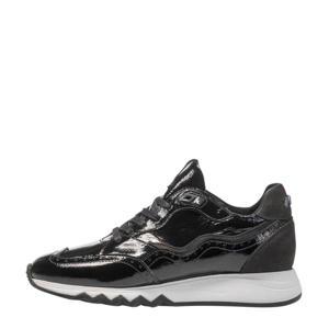 Nineti 85287 lakleren sneakers zwart