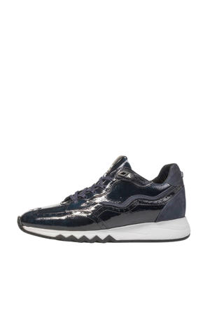 Nineti 85287 lakleren sneakers donkerblauw