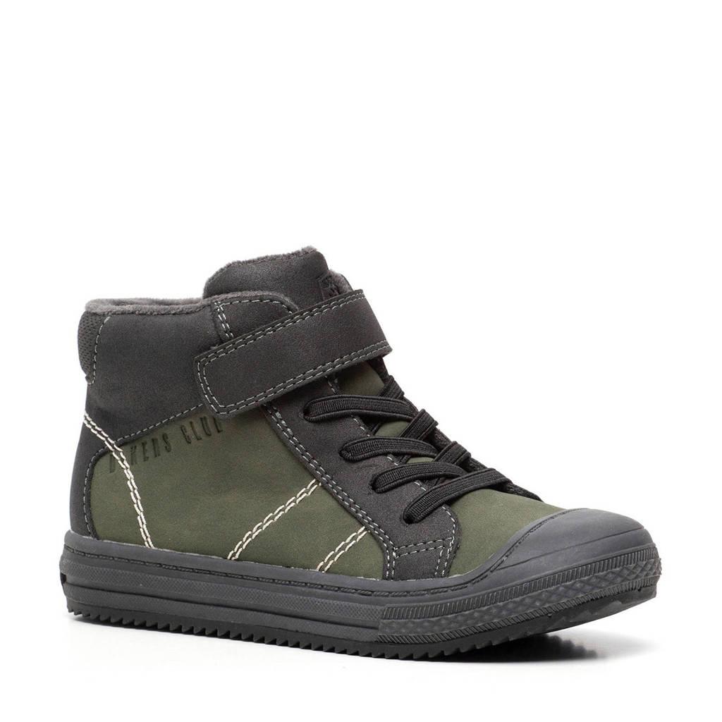 Scapino Blue Box   hoge sneakers groen, Groen