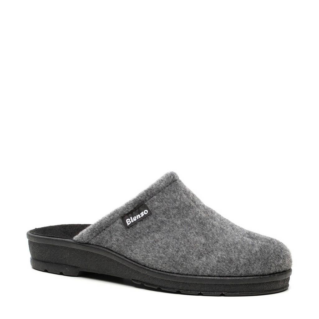 Scapino Blenzo pantoffels grijs, Grijs