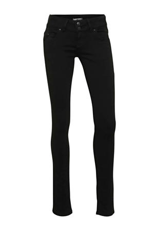 low waist slim fit jeans Molly black wash