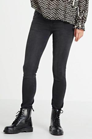 high waist skinny jeans Molly 52889 borrel wash