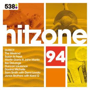Various - 538 Hitzone 94 (CD)
