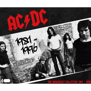 AC/DC - The Broadcast Collection 1981 -1996 (CD)