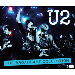 U2 - The Broadcast Collection 1982 -1983 (CD)
