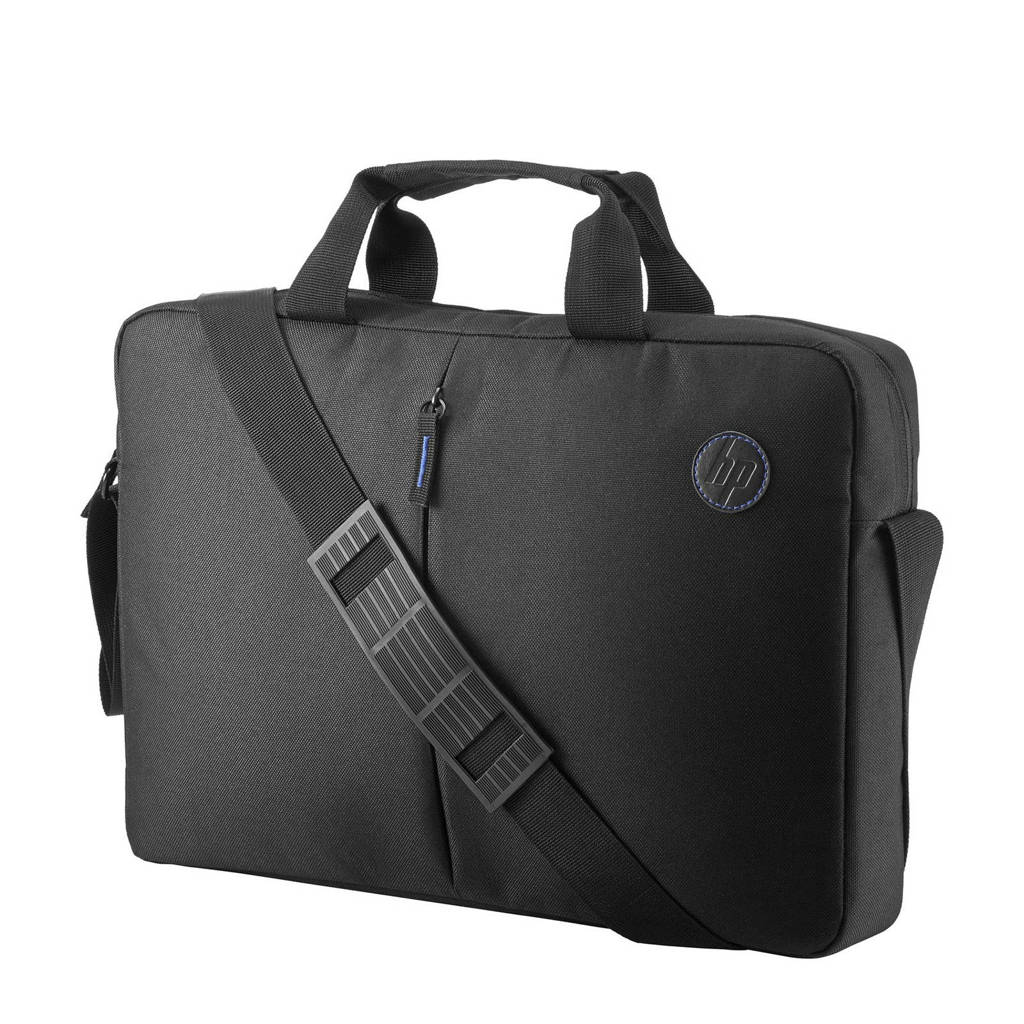 HP Focus Topload 15.6 laptoptas, Zwart