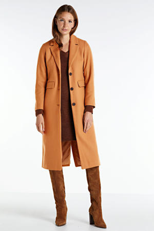 wollen coat Airin taupe