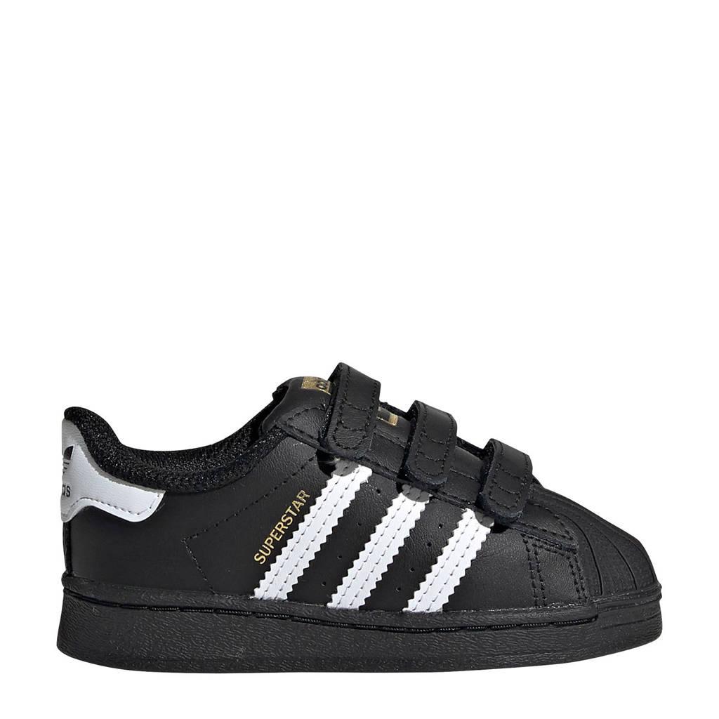 adidas Originals Superstar CF I sneakers zwart/wit, Zwart/wit