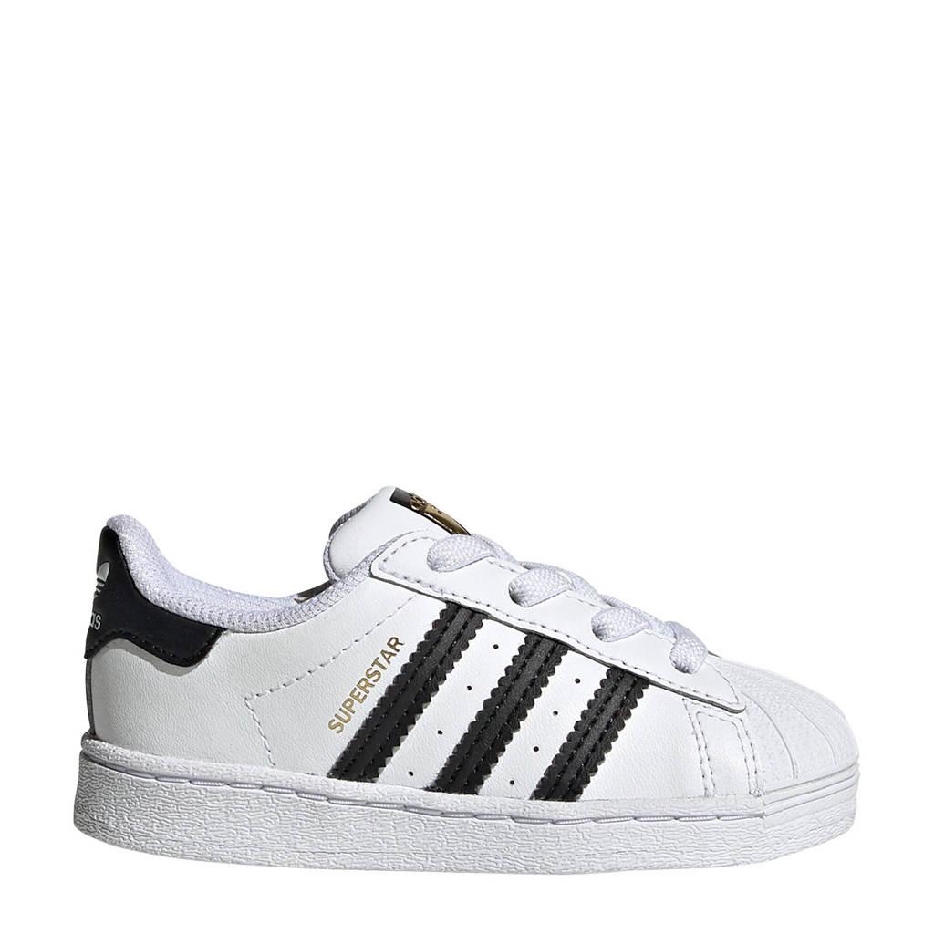 adidas Originals Superstar Baby  sneakers, Wit/zwart