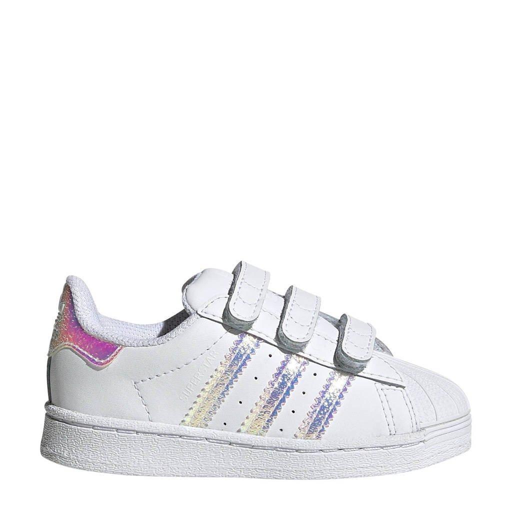 adidas Originals Superstar CF I sneakers wit, Wit