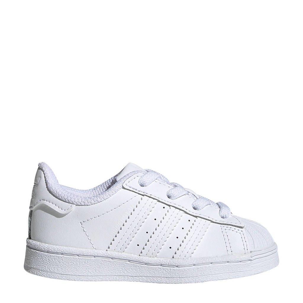 adidas Originals Superstar  leren sneakers wit, Wit