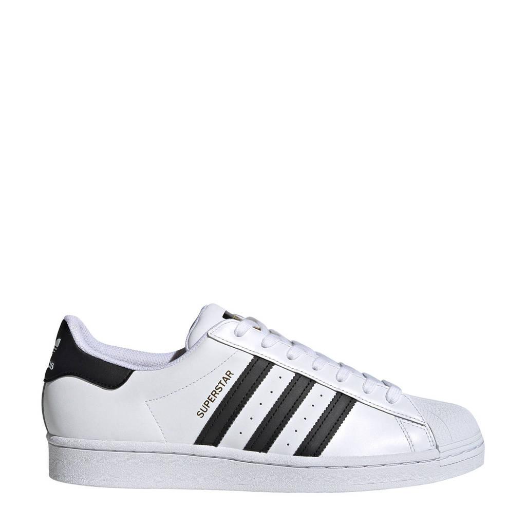 adidas Originals Superstar  sneakers wit/zwart, Wit/zwart