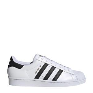 Superstar  sneakers wit/zwart