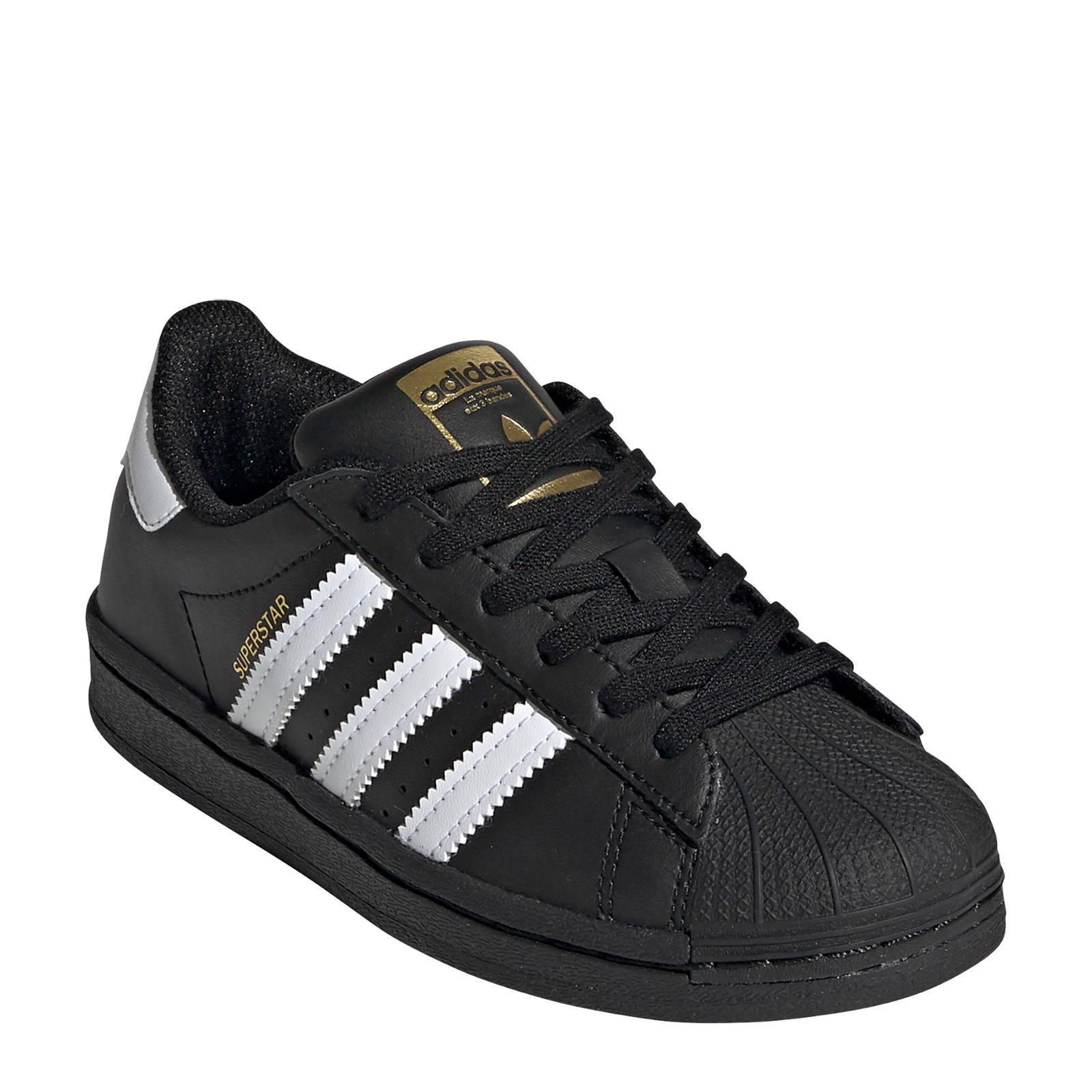 adidas Originals Superstar C sneakers zwartwit   wehkamp