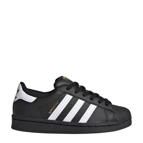 adidas Originals Superstar C sneakers zwart/wit