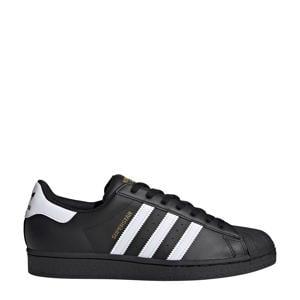 Superstar  sneakers zwart/wit