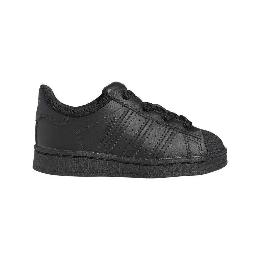 adidas Originals Superstar Baby  sneakers, Zwart
