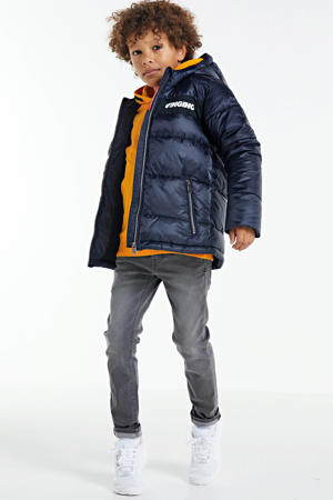 winterjas Tuis donkerblauw