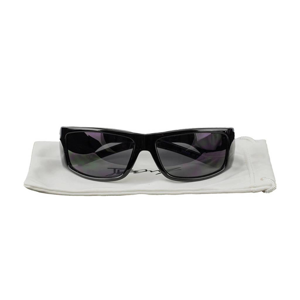 BabyBanz JuniorBanz zonnebril Wraparound zwart, Black