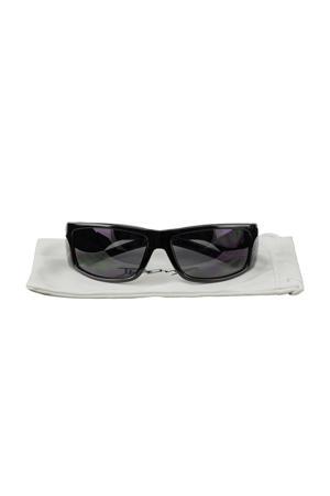 JuniorBanz zonnebril Wraparound zwart