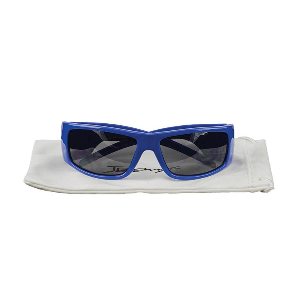 BabyBanz JuniorBanz zonnebril Wraparound blauw, blue
