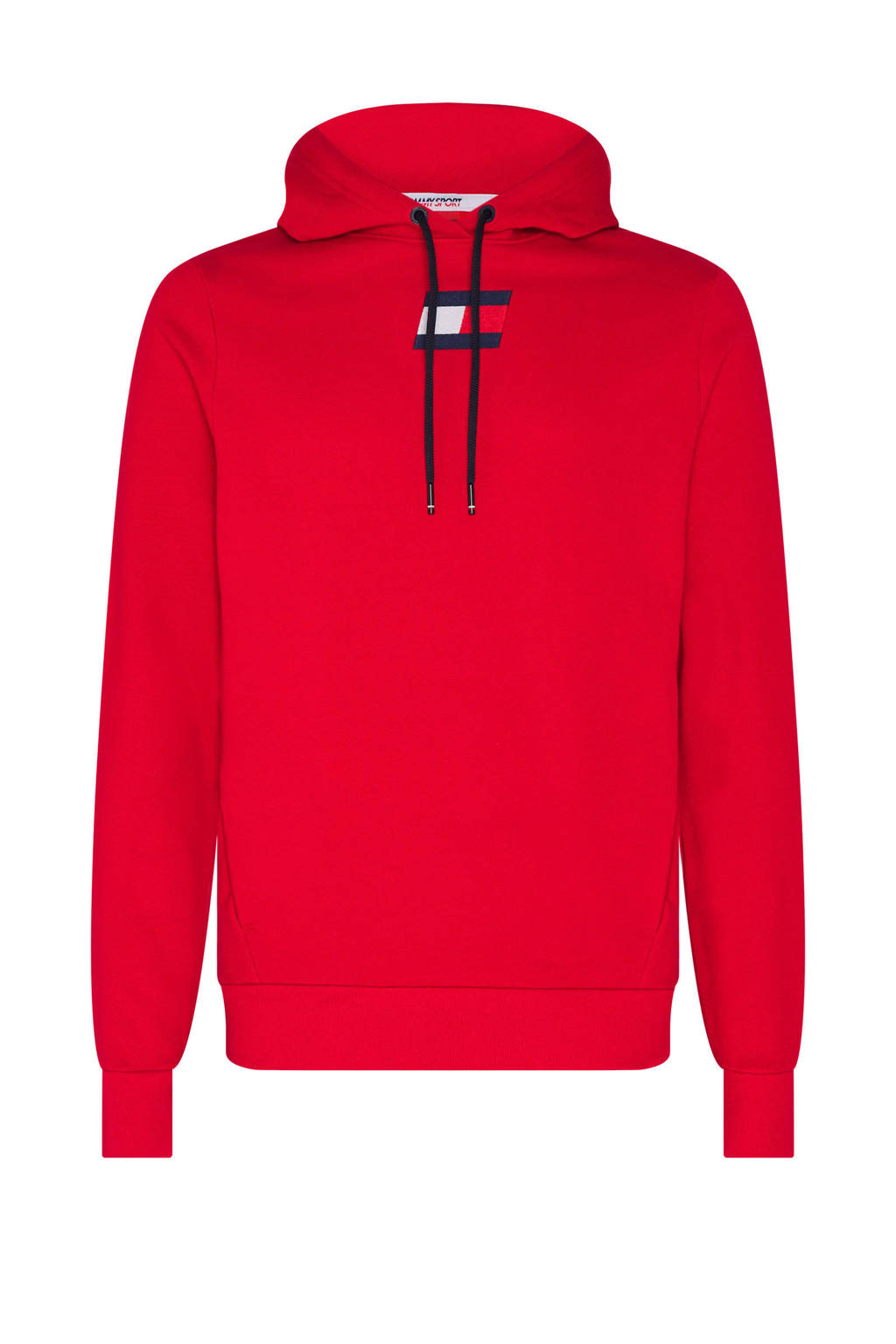 Tommy Hilfiger Sport   sportsweater rood, Rood