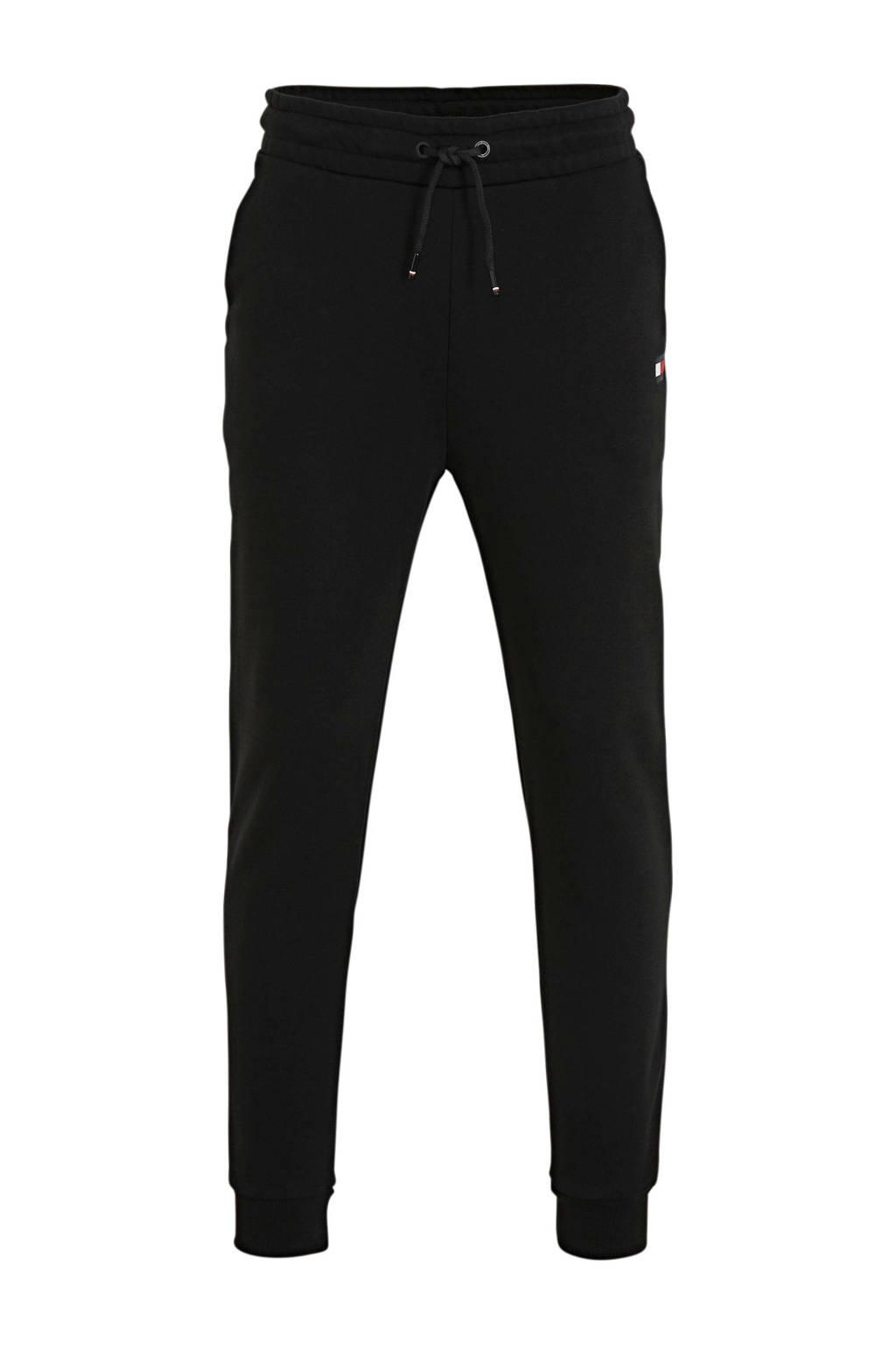 Tommy Hilfiger Sport joggingbroek zwart, Zwart