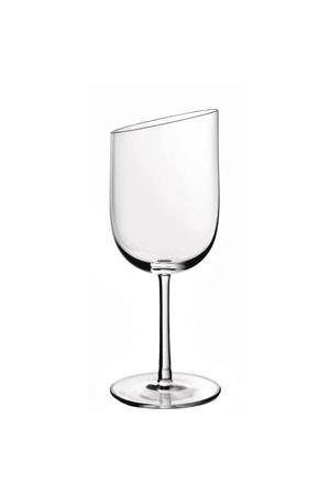 witte wijnglazenNewMoon (set van 4)
