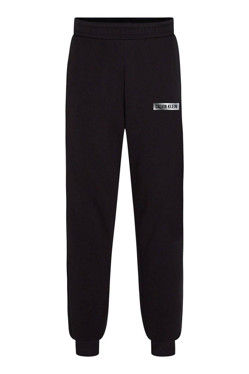 CALVIN KLEIN PERFORMANCE   sportbroek zwart/wit, Zwart/wit