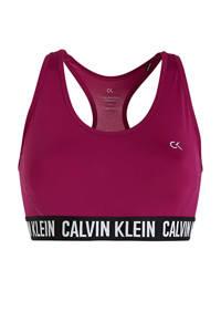 CALVIN KLEIN PERFORMANCE level 3 sportbh roze, Roze